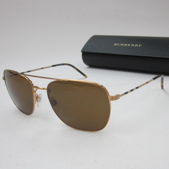 386019c9040 Burberry Other - Burberry B 3079 Aviator Sunglasses  Italy OLI824